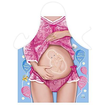 Schort zwangerschap
