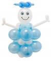 Doe het zelf ballon set geboorte jongen