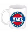 Mark naam koffie mok beker 300 ml