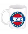 Noah naam koffie mok beker 300 ml